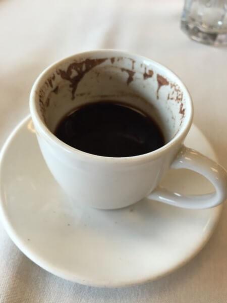 Finjan Kahwah (Cup of Arabian Coffee)
