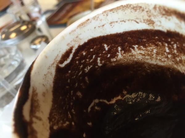 Coffee grind readings