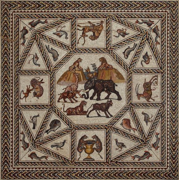 Lydda (Lod) Mosaic