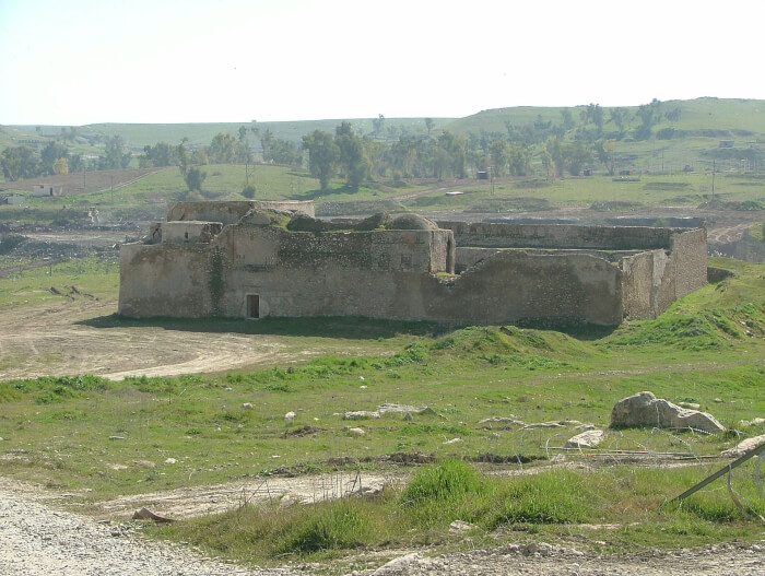 Antiquities threatened in Middle East region