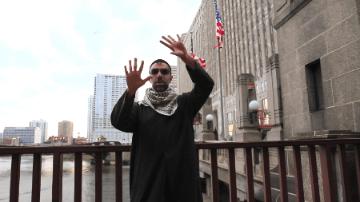 Usama Alshaibi, producer, American Arab