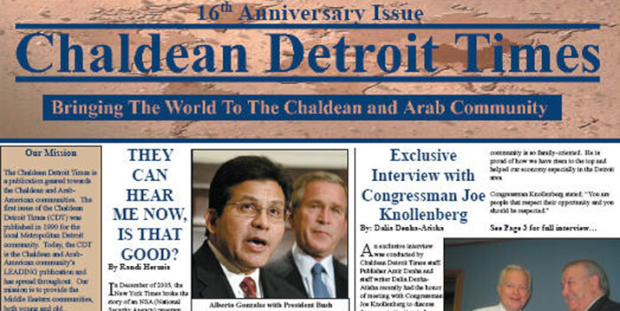 Sanders edge in Michigan may be due to Arab support
