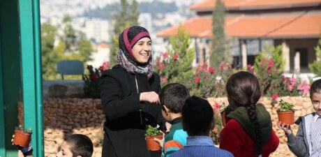 Palestinian awarded $1 million from education foundation
