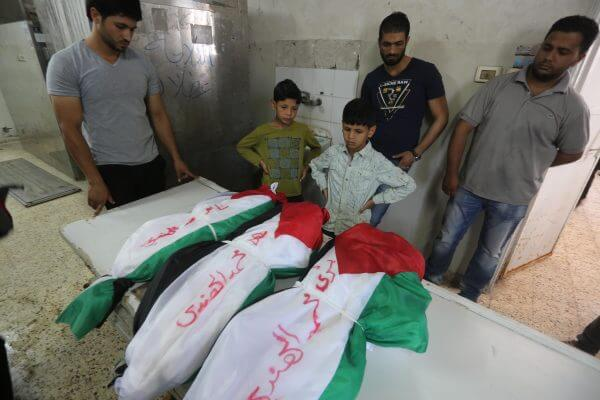 Children die in Gaza house fire caused by candles