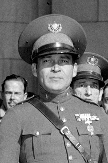 General Fulgencio Batista seized power in a mi...