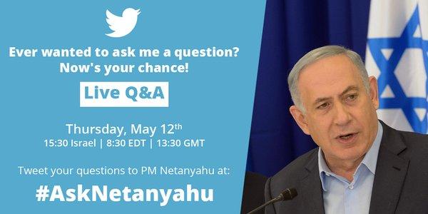 #AskNetanyahu will he #FreeVanunu
