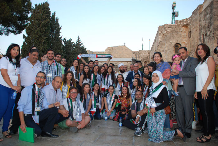 HCEF program reconnects diaspora youth with Palestine