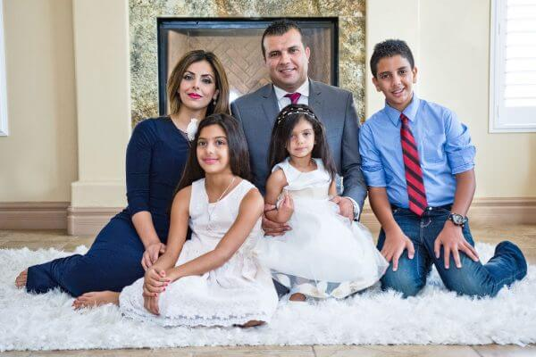 American Arab vying for Nevada congressional seat