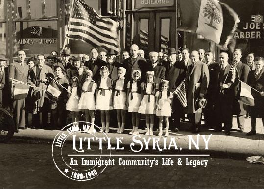 Little Syria focus of traveling Arab Museum exhibit