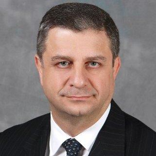 Arab Journalist Pierre Ghanem