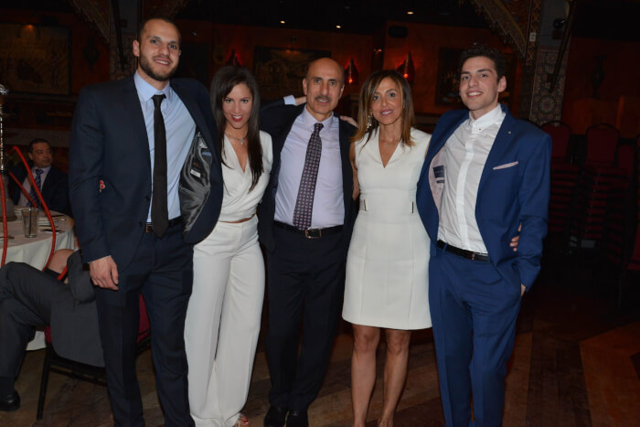 Community salutes American Arab Tony Rezko