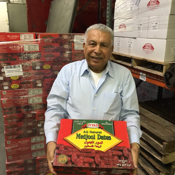 Holy Month of Ramadan celebrated with Medjool Dates