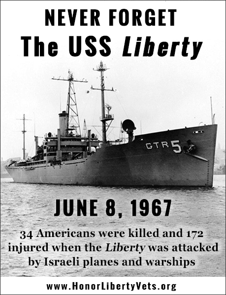 Liberty Central and USS Liberty Remembrance Day