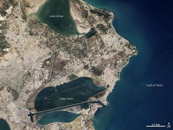 Tunisia, Carthage.