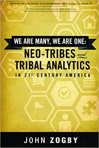 Zogby Book Neo-Tribes