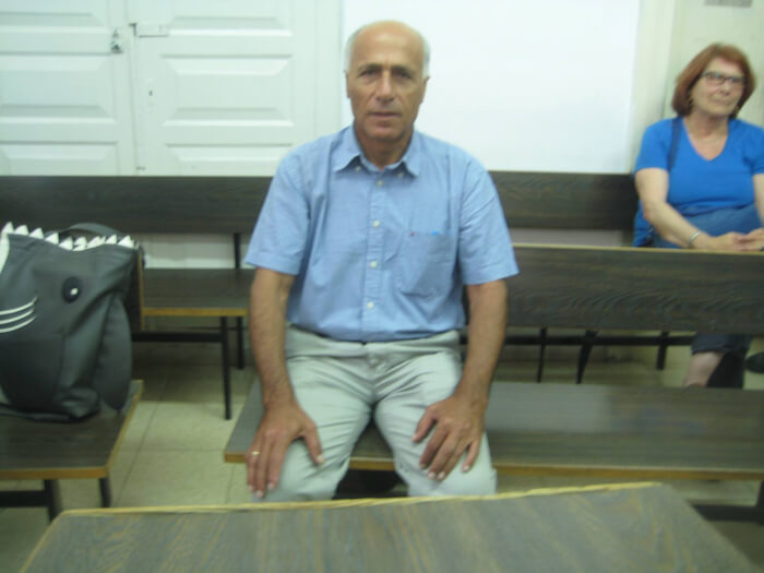 Mordechai Vanunu's July 4 Indictment