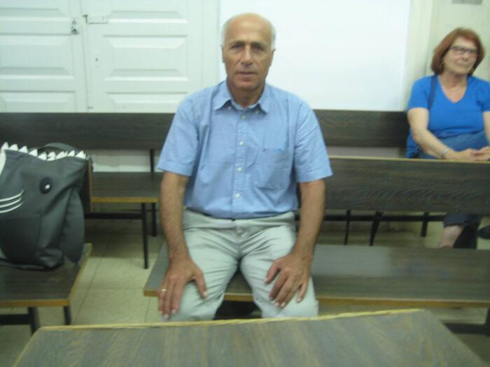 Mordechai Vanunu's July 4 Indictment