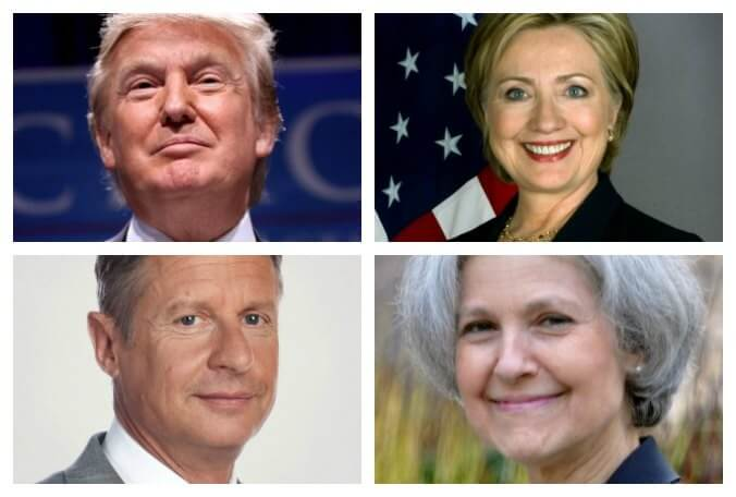 Media Inquiry To Clinton Trump Stein Johnson RE: USS Liberty