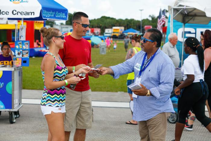 American Arab enters Florida senate race