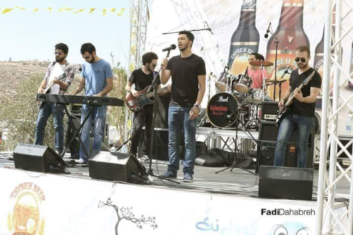 Palestinian Oktoberfest in Taybeh Sept. 24, 25