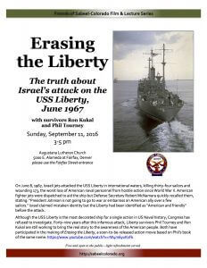 9/11 USS LIBERTY Veterans
