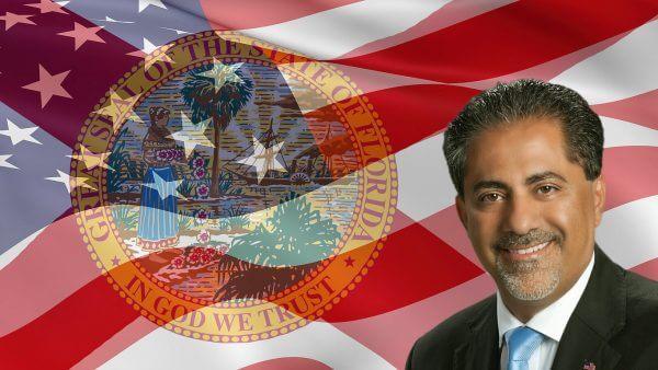 Anton Tony Khoury, candidate for the U.S. Senate in Florida November 2016