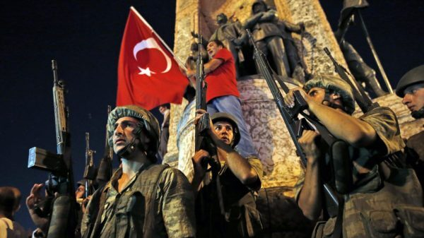 Turkey coup suppressed