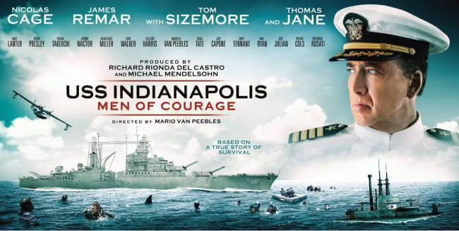USS Indianapolis and USS Liberty: Men of Courageous Endurance