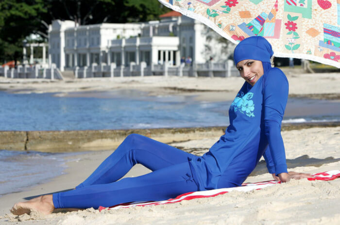 "Tale of the ""Burkini"" in the French Riviera"