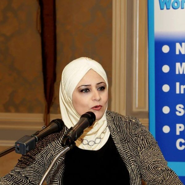 Laila Alhusini, Arab radio managing editor