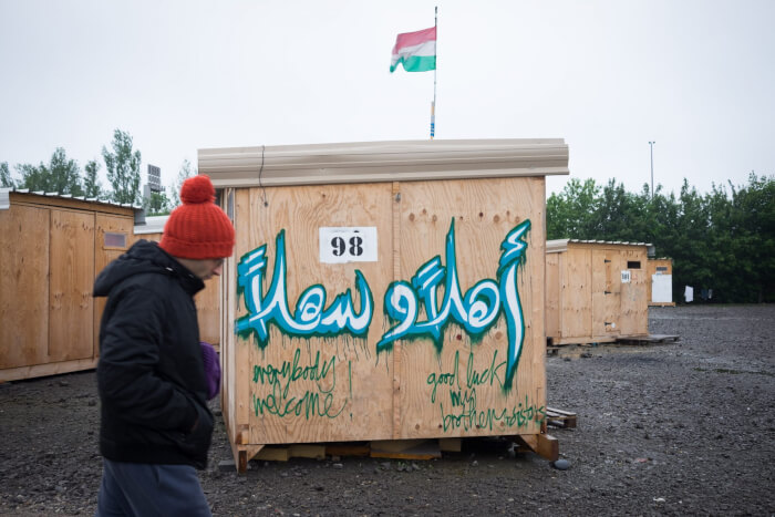 Border(less): refugees face challenges