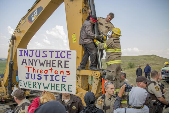 What Arab Americans Need to Know about Standing Rock and MSM