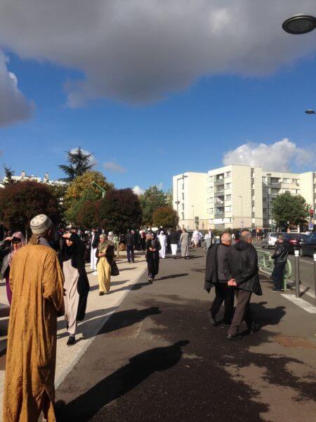 Algeria street scene. Photo courtesy of Abdennour Toumi