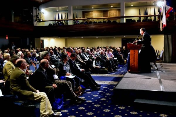 Israel Lobby Conference in Washington DC from 2015. Photo courtesy of the IRMEP https://www.irmep.org/
