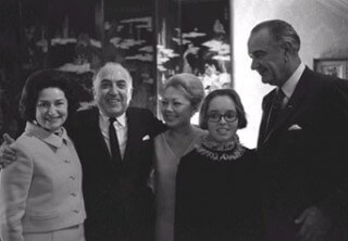Trump and Clinton Connections to LBJ and the USS Liberty