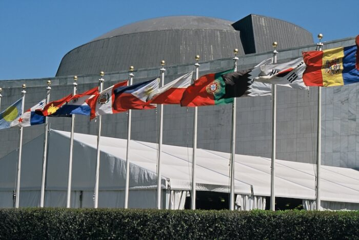 UN Resolution to Outlaw Nuclear Weapons #GoodByeNukes #FreeVanunu
