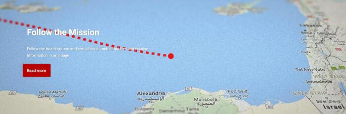 Israel boards anti-embargo boat in international waters