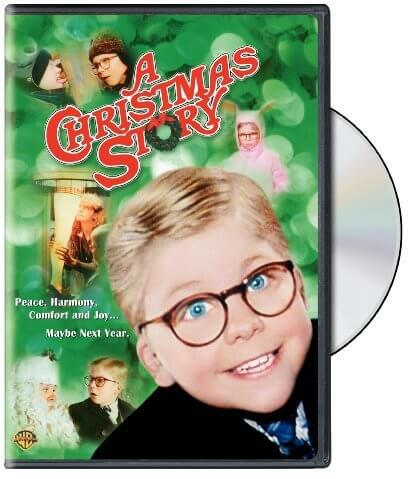 """Cover of """"A Christmas Story (Full Screen ..."""