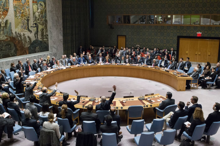 UN denounces illegal Israeli settlements