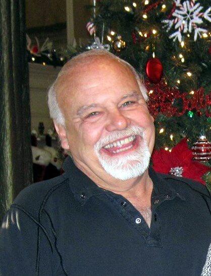 Journalist Gary Miller