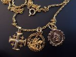 Christian religious medallions