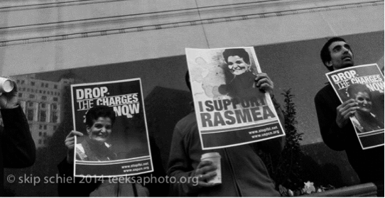 New attack by US Attorney on Rasmea Odeh
