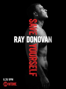 TV's Ray Donovan knocks it out of the park