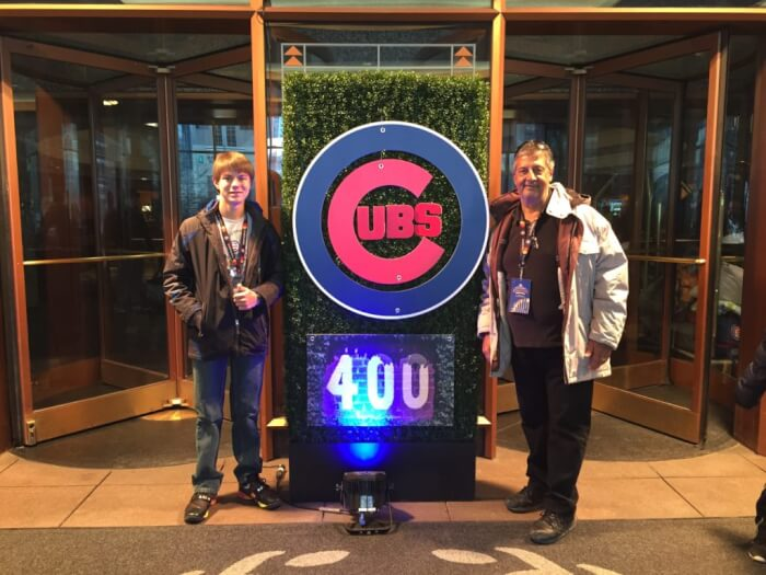 2017 Cubs Convention at the Sheraton Chicago Hotel. Photo courtesy Ray Hanania. Permission granted to republish with full attribution