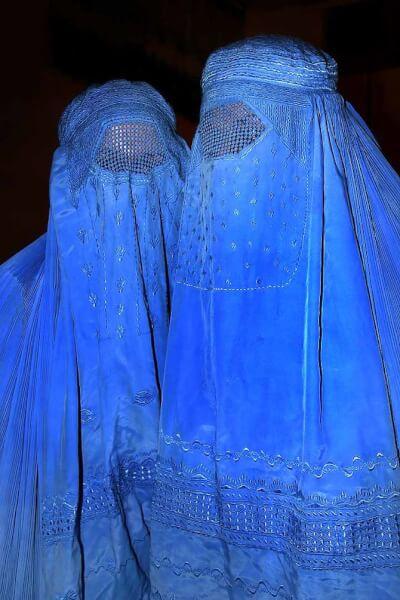 Morocco Bans the Burqa