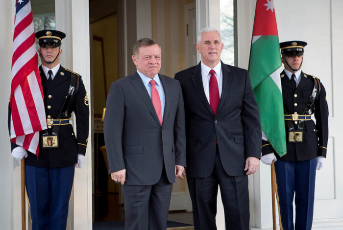 Vp King Abdullah Jordan 2