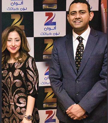 Amira Nour and Akhilesh Gupta