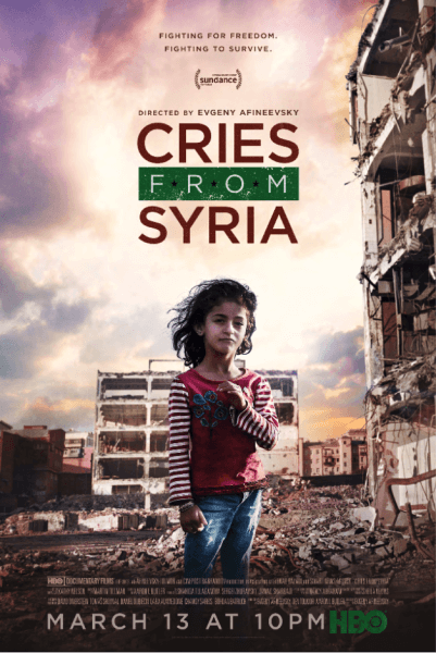 "HBO Documentary ""Cries of Syria"""
