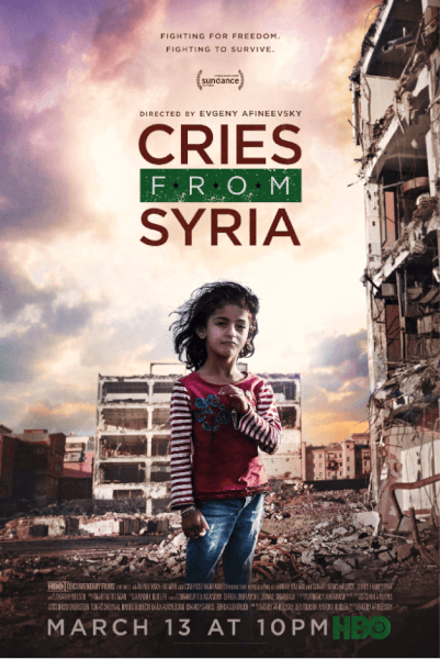HBO releases new documentary on Syria Mar 13
