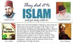 Islam. Image courtesy of Mike Ghouse